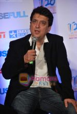 Sajid Nadiadwala at Housefull-ICC T20 World Cup media meet Taj Lands End, Bandra, Mumbai on 14th April 2010 (3).JPG