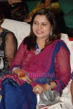 sadhana sargam at the Audio release of album Rraahat in Renaissance club, Andheri west on 17th April 2010 (3).jpg