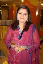 sadhana sargam at the Audio release of album Rraahat in Renaissance club, Andheri west on 17th April 2010 (4).jpg