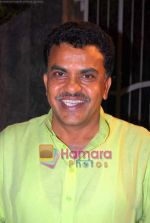 sanjay nirupam at the Audio release of album Rraahat in Renaissance club, Andheri west on 17th April 2010.jpg