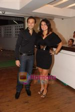 Divya Palat at the showcase of Karan Johar_s new men_s wear collection in Aza on 18th April 2010 (2).JPG