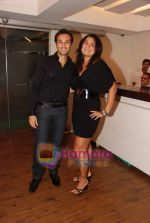 Divya Palat at the showcase of Karan Johar_s new men_s wear collection in Aza on 18th April 2010 (4).JPG
