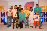 Saloni, Pravesh Rana, Vindu Dara Singh, Saroj Khan, Ahmed Khan at the launch of Colors Chak Doom Doom show in Taj Land_s End on 21st April 2010 (11).JPG