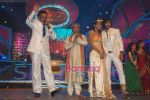 Mithun Chakraborty, Shakti  at the grand finale of Dance India Dance in Andheri Sports Complex on 23rd April 2010 (3).JPG