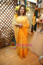 Ayesha Jhulka at the Launch of Ayesha Jhulka_s second branch Anantaa spa saloon in Andheri on 25th April 2010 (11).JPG