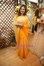 Ayesha Jhulka at the Launch of Ayesha Jhulka_s second branch Anantaa spa saloon in Andheri on 25th April 2010 (12).JPG