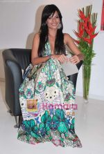 Sunaina Gulia at the launch of Mayank Anand_s book Love from the Sidelines in  ICIA Art Gallery on 27th April 2010 (4).JPG