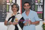Dolly Thakore, Mayank Anand at the launch of Mayank Anand_s book Love from the Sidelines in  ICIA Art Gallery on 27th April 2010 (3).JPG