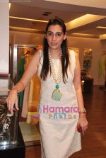 Mana Shetty at the Launch of Aza_s New Collections From I Bella, Malaga And Vivre in Mumbai on 27th April 2010 (2).JPG
