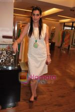 Mana Shetty at the Launch of Aza_s New Collections From I Bella, Malaga And Vivre in Mumbai on 27th April 2010 (3).JPG