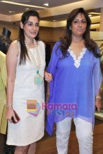 Mana Shetty at the Launch of Aza_s New Collections From I Bella, Malaga And Vivre in Mumbai on 27th April 2010 (4).JPG