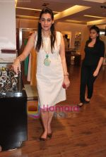 Mana Shetty at the Launch of Aza_s New Collections From I Bella, Malaga And Vivre in Mumbai on 27th April 2010 (8).JPG