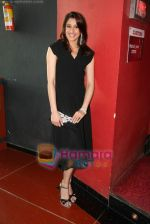 Sanaa Dhadli at the launch of Bloody D movie in Cinemax on 27th April 2010 (14).JPG