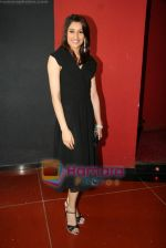 Sanaa Dhadli at the launch of Bloody D movie in Cinemax on 27th April 2010 (2).JPG