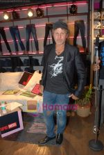 Italian brand Diesel launched in India in Mumbai on 28th April 2010.JPG