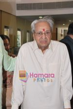 Pran at Dadasaheb Phalke Awards in Bhaidas Hall on 30th April 2010 (4).JPG