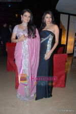 Bhagyashree, Sheeba at Gr8 magazines Beti show in Sahara Star on 1st May 2010 (3).JPG