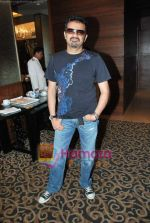 Ehsaan Noorani at Inspiration world tour press meet in Sun N Sand on 1sy May 2010 (3).JPG