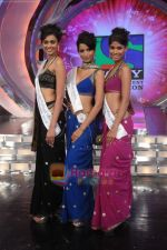 Miss India International Neha Hinge - Miss India World Manasvi Mamgai - Miss India Earth Nicole Faria (4).JPG
