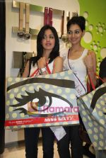 Miss Universe contestants - I am She visit Miss Sixty store in Palladium on 4th May 2010 (49).JPG