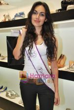 Miss Universe contestants - I am She visit Miss Sixty store in Palladium on 4th May 2010 (52).JPG