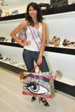 Miss Universe contestants - I am She visit Miss Sixty store in Palladium on 4th May 2010 (57).JPG