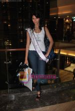 Miss Universe contestants - I am She visit Miss Sixty store in Palladium on 4th May 2010 (78).JPG