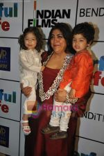 Gurinder Chadha at It_s Wonderful Afterlife Premiere in PVR, Juhu on 6th May 2010 (6).JPG