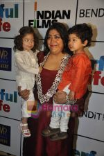 Gurinder Chadha at It_s Wonderful Afterlife Premiere in PVR, Juhu on 6th May 2010 (7).JPG