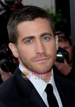 Jake Gyllenhaal at the premiere of Prince of Persia in London on 9th May 2010 (4).JPG
