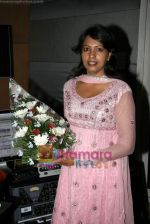 Sampoorna Balaji and Tail Laga Ke album song recording Composed by Labh Jhanjua, Shanky-Rinks and Dev in MHADA on 12th May 2010 (16).JPG