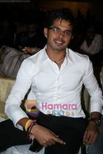 Sreesanth at Resul Pookutty_s autobiography launch in The Leela Hotel on 13th May 2010 (2).JPG
