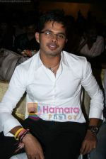 Sreesanth at Resul Pookutty_s autobiography launch in The Leela Hotel on 13th May 2010 (3).JPG