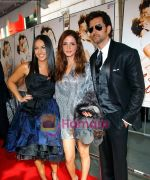 Barbara Mori, Hrithik Roshan, Suzanne Roshan at Kites premiere in NYC on 17th May 2010 (2).jpg