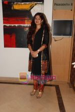Resham Tipnis at Mr. and Mrs. Sharma Allahabad Wale serial screening in BJN on 17th May 2010 (2)~0.JPG