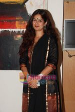 Resham Tipnis at Mr. and Mrs. Sharma Allahabad Wale serial screening in BJN on 17th May 2010 (3).JPG