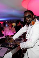 Will I am performs at the de Grisogono CRAZY CHIC EVENING cocktail party at the Hotel Du Cap Eden Roc on May 18, 2010 in Antibes, France.JPG