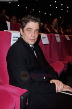 Benicio Del Toro attends the IL GATTOPARDO premiere at the Salla DeBussy during the 63rd Annual Cannes Film Festival on May 14, 2010 in Cannes, France.JPG