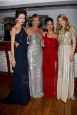 Camilla Belle, Salma Hayek, Frida Giannini, Lea Seydoux attend the IL GATTOPARDO premiere at the Salla DeBussy during the 63rd Annual Cannes Film Festival on May 14, 2010 in Cannes.JPG