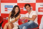 Hrithik Roshan, Barbara Mori at Kites promotional event in R City Mall and IMAX on 22nd May 2010 (89).JPG