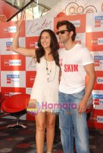 Hrithik Roshan, Barbara Mori at Kites promotional event in R City Mall and IMAX on 22nd May 2010 (44).JPG
