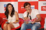 Hrithik Roshan, Barbara Mori at Kites promotional event in R City Mall and IMAX on 22nd May 2010 (61).JPG