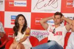 Hrithik Roshan, Barbara Mori at Kites promotional event in R City Mall and IMAX on 22nd May 2010 (76).JPG