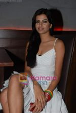 esha goswami at Kimaya Entertainment short film screening at Kiamaya 108, Andheri on 23rd May 2010 (6).JPG
