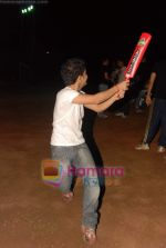 Vineet Singh at celebrity cricket match in Ritumbara College on 25th May 2010 (15).JPG