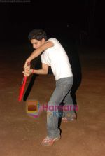Vineet Singh at celebrity cricket match in Ritumbara College on 25th May 2010 (4).JPG