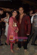 Sachin Sharma at Harmeet Gulzar_s wedding bash in Jail on 27th May 2010 (2).JPG