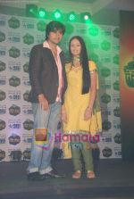 Harshad Chopra, Neha Janpandit at the launch of new serial on Star Plus Tere Liye in J W Marriott on 1st June 2010 (18).JPG