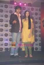 Harshad Chopra, Neha Janpandit at the launch of new serial on Star Plus Tere Liye in J W Marriott on 1st June 2010 (2).JPG