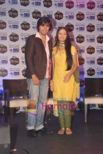 Harshad Chopra, Neha Janpandit at the launch of new serial on Star Plus Tere Liye in J W Marriott on 1st June 2010 (24).JPG